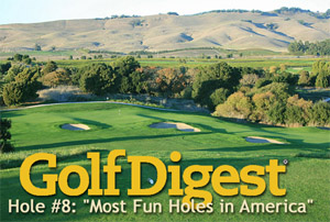napa valley golf recommendations