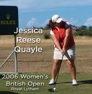 Click here to visit Jessica's Personal Golf Instruction Website!